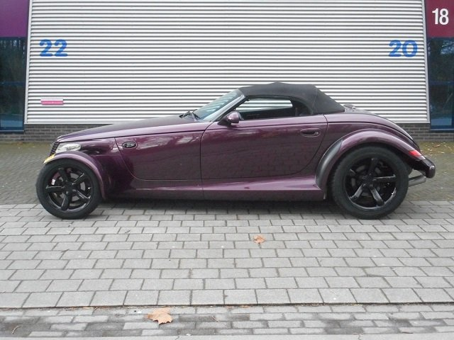 1999 PLYMOUTH PROWLER ! very rare roadster For Sale (picture 6 of 6)