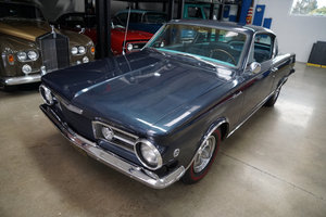 1965 Plymouth Barracuda Formula S 273/235HP V8 SOLD