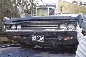Plymouth Fury III 1971 Project For Sale