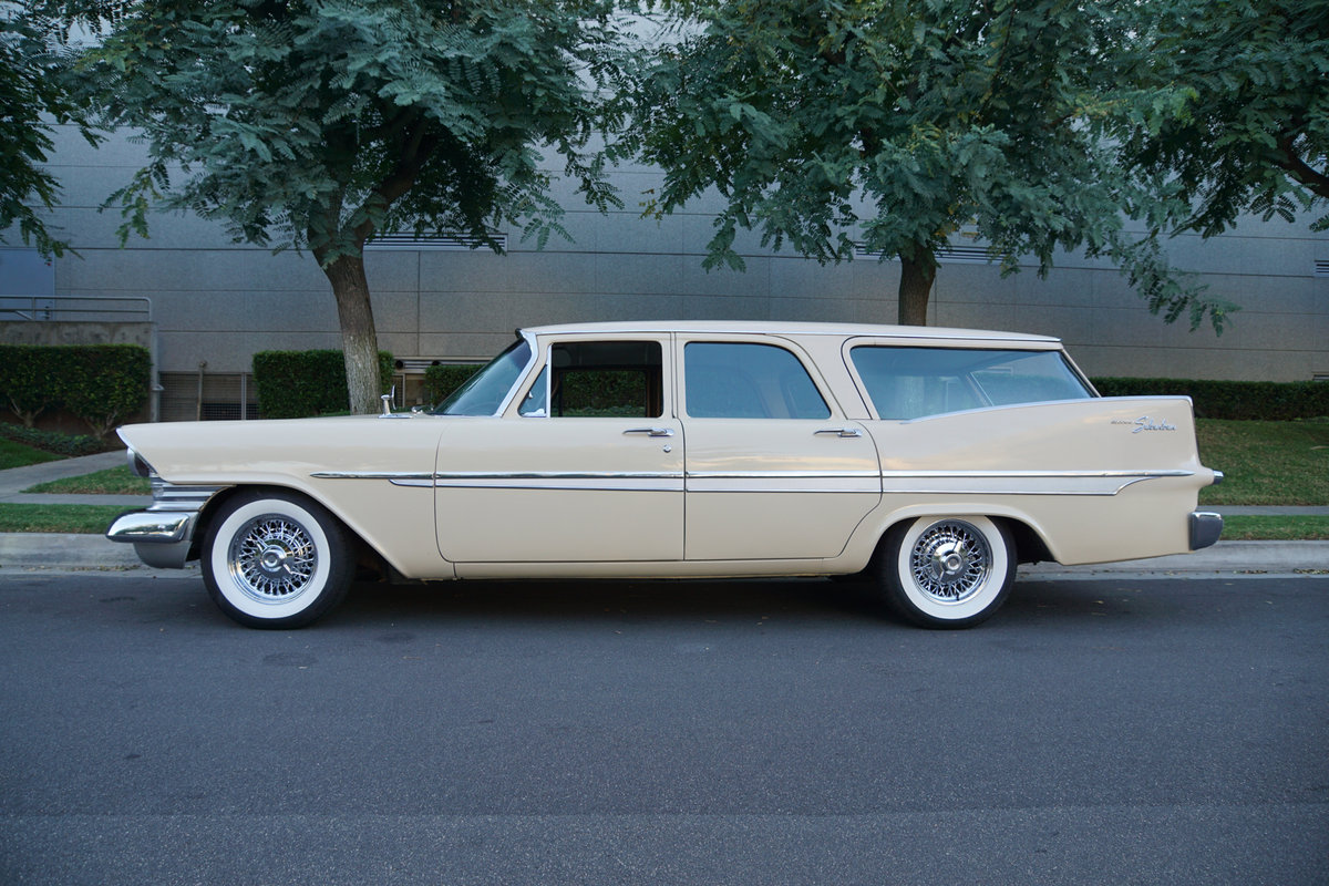 1959 Plymouth Surbaban Station Wagon For Sale (picture 2 of 6)