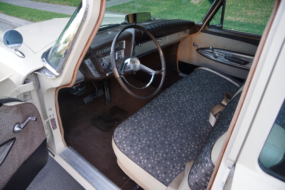 1959 Plymouth Surbaban Station Wagon For Sale (picture 5 of 6)