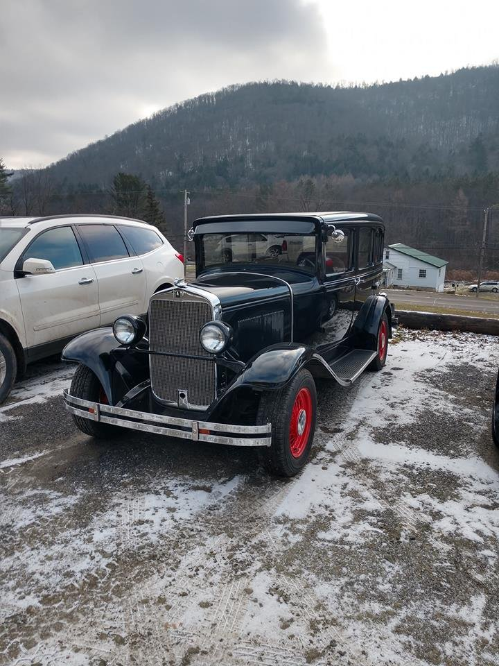 1931 Plymouth Model U (Coudersport, PA) $24,900 obo For Sale (picture 1 of 6)