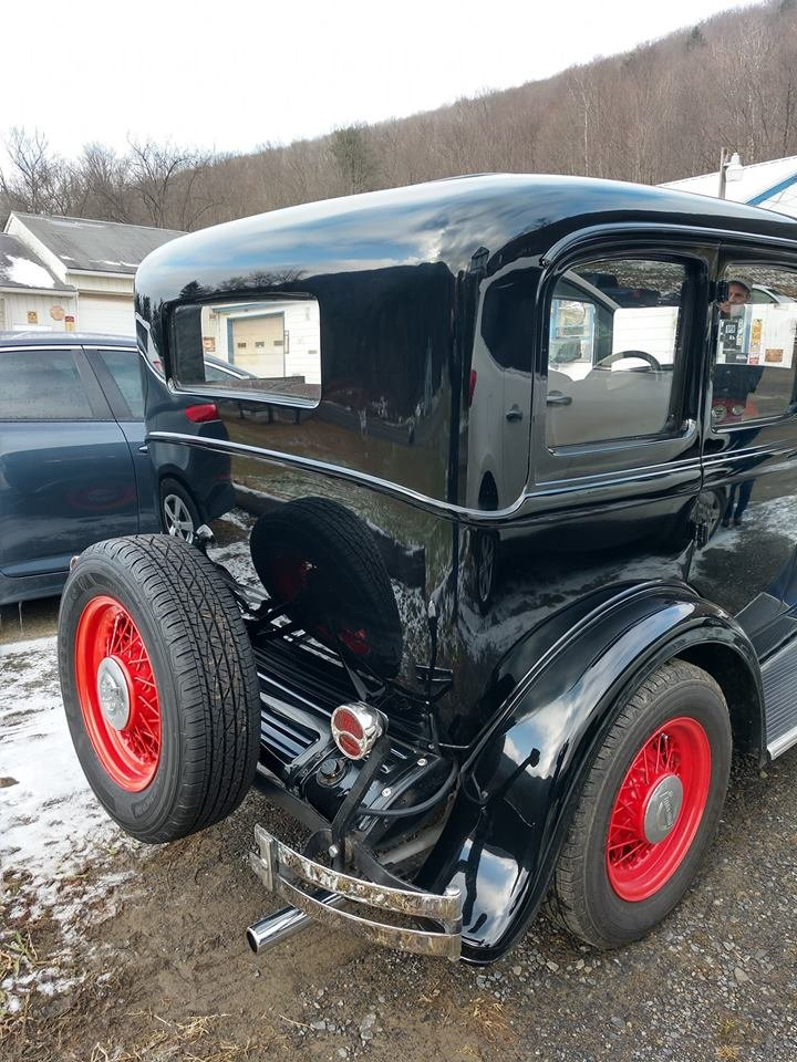 1931 Plymouth Model U (Coudersport, PA) $24,900 obo For Sale (picture 5 of 6)