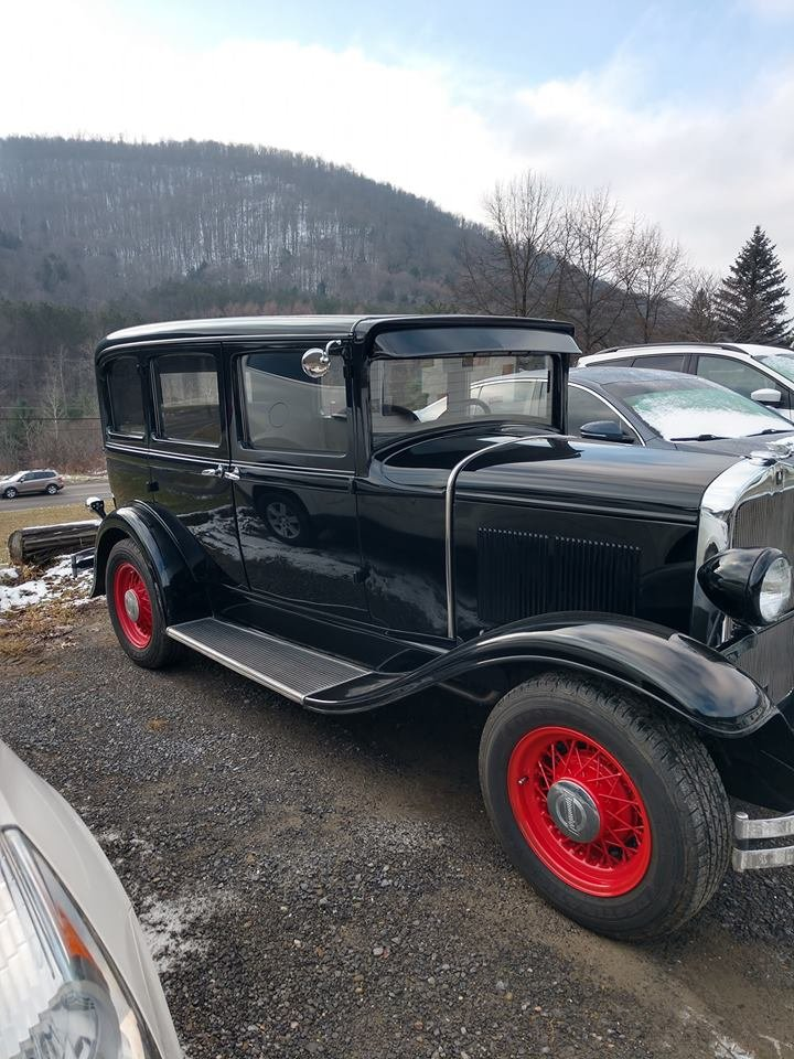 1931 Plymouth Model U (Coudersport, PA) $24,900 obo For Sale (picture 6 of 6)