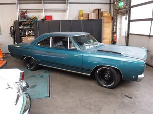 1968 Plymouth GTX 440 '68 For Sale