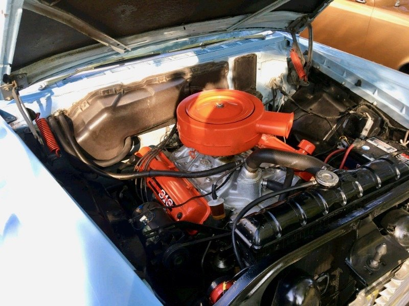 Plymouth Belvedere Série MP2 2D Hard-Top 1959 For Sale (picture 6 of 6)