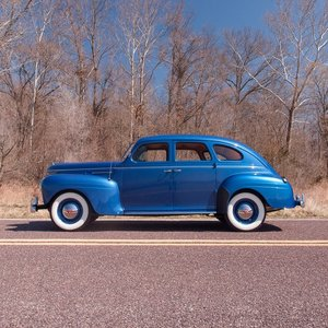 1940 Plymouth Deluxe Four-door Touring Sedan = Restored $obo For Sale