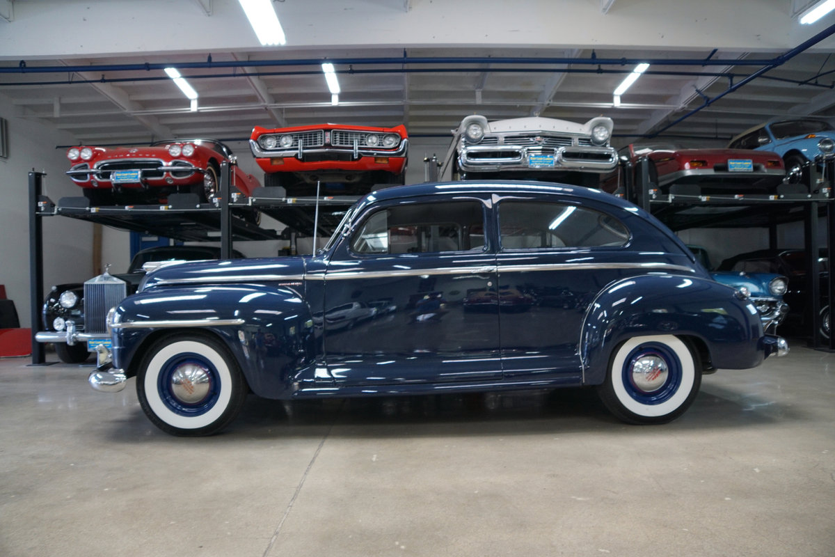 1948 Plymouth Special Deluxe Coupe restored  SOLD (picture 2 of 6)