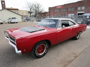 1968 Plymouth Roadrunner Numbers Matching and Verified