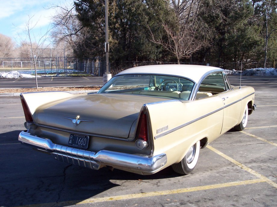 1957 Plymouth Belvedere hardtop coupe For Sale (picture 2 of 6)