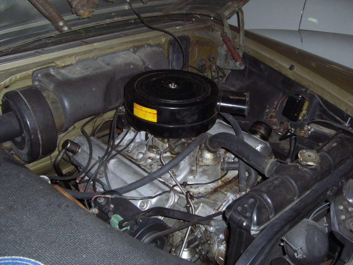 1957 Plymouth Belvedere hardtop coupe For Sale (picture 5 of 6)