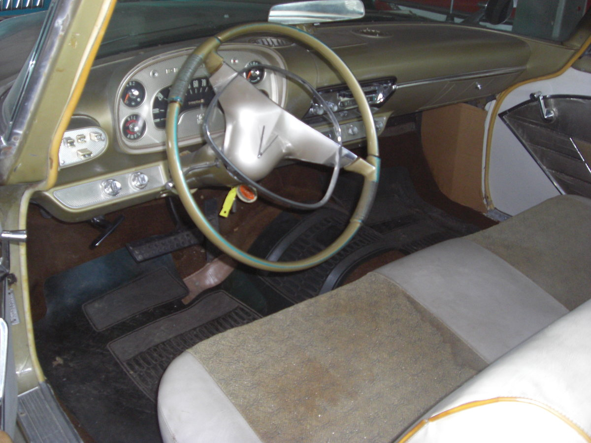 1957 Plymouth Belvedere hardtop coupe For Sale (picture 3 of 6)