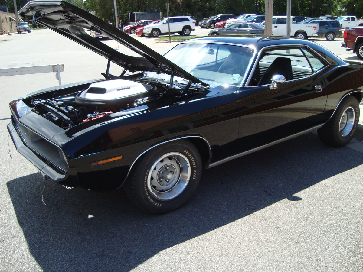 1970 Plymouth Cuda 2DR HT For Sale (picture 1 of 5)