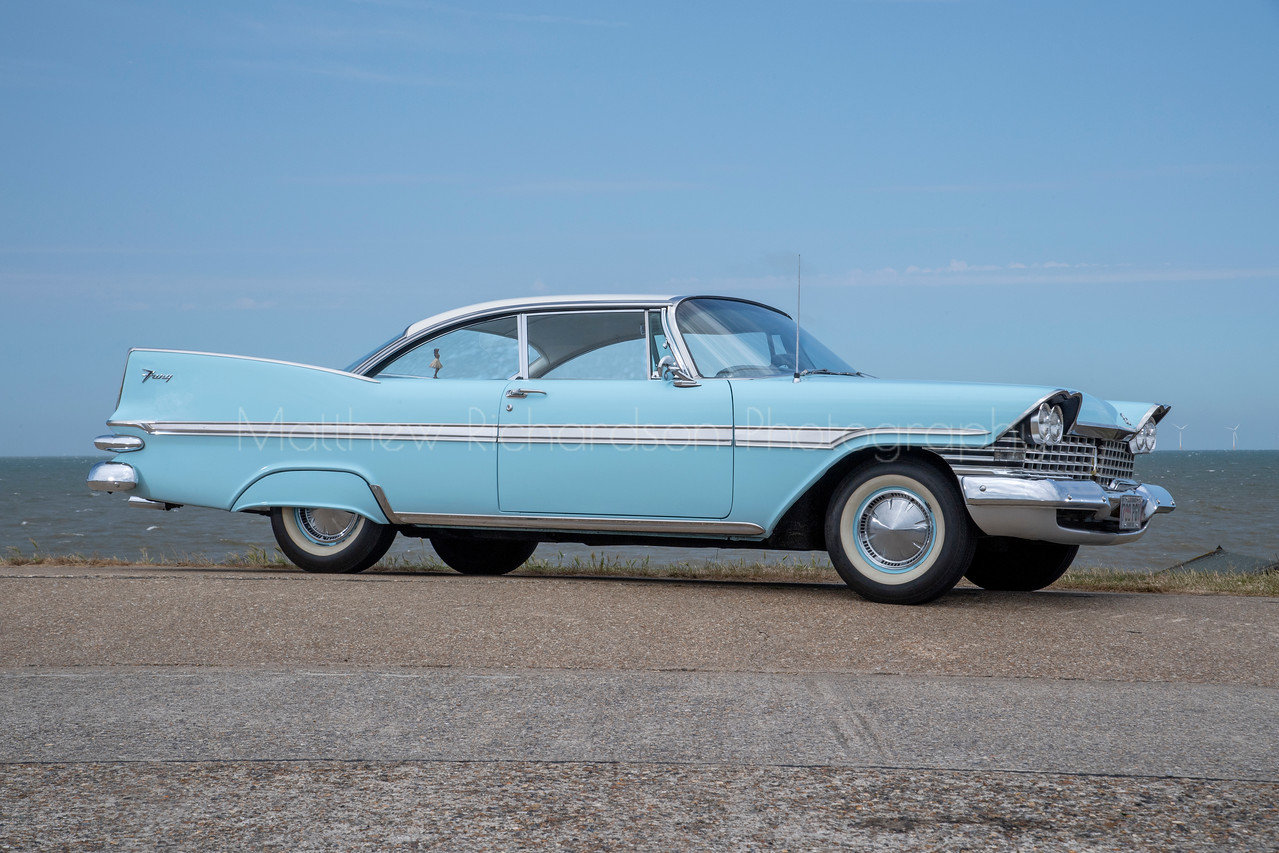 1959 Plymouth FURY 2DR COUPE American classic For Sale (picture 1 of 6)