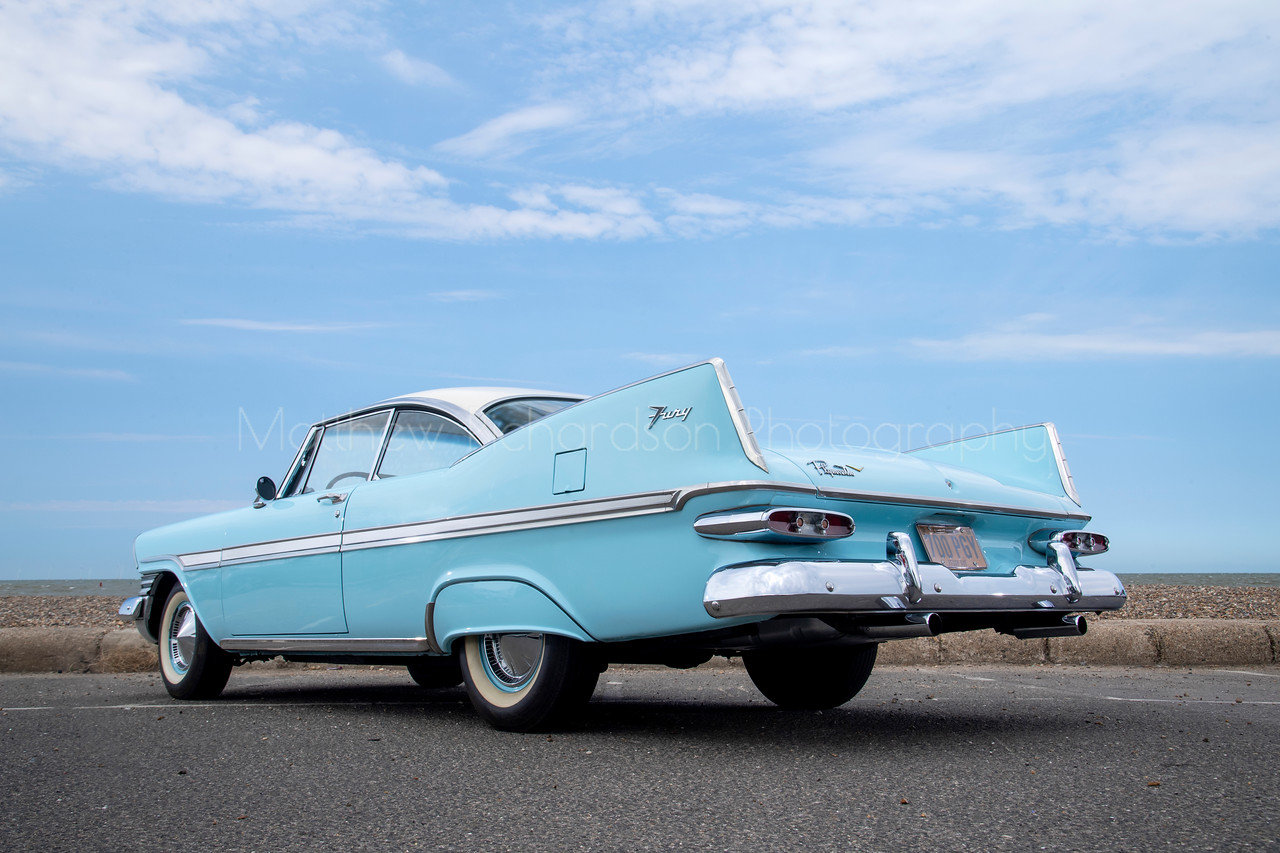 1959 Plymouth FURY 2DR COUPE American classic For Sale (picture 2 of 6)