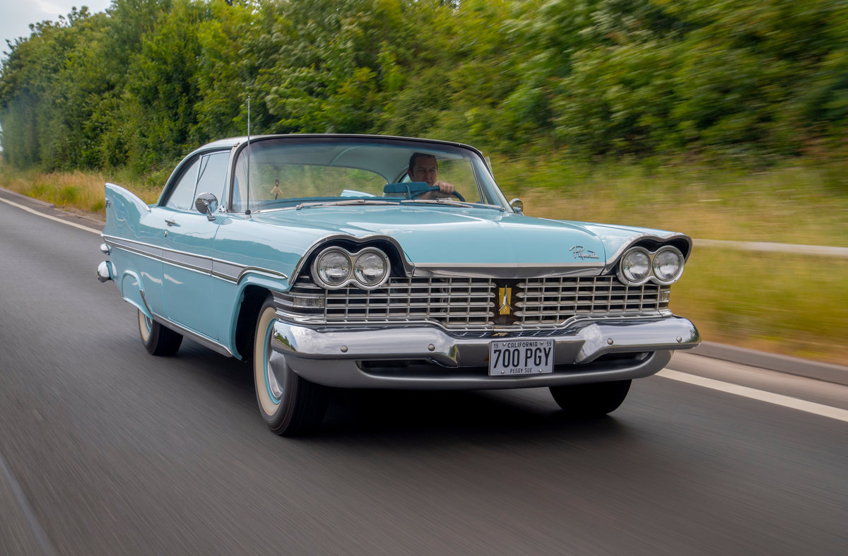 1959 Plymouth FURY 2DR COUPE American classic For Sale (picture 5 of 6)