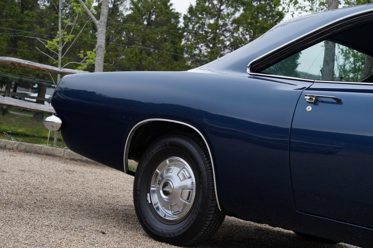 1967 Plymouth Barracuda Coupe Survivor Only 34,112 Miles from new For Sale (picture 4 of 6)