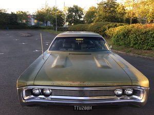 1970 Plymouth Fury Custom Suburban Station Wagon 3 For Sale