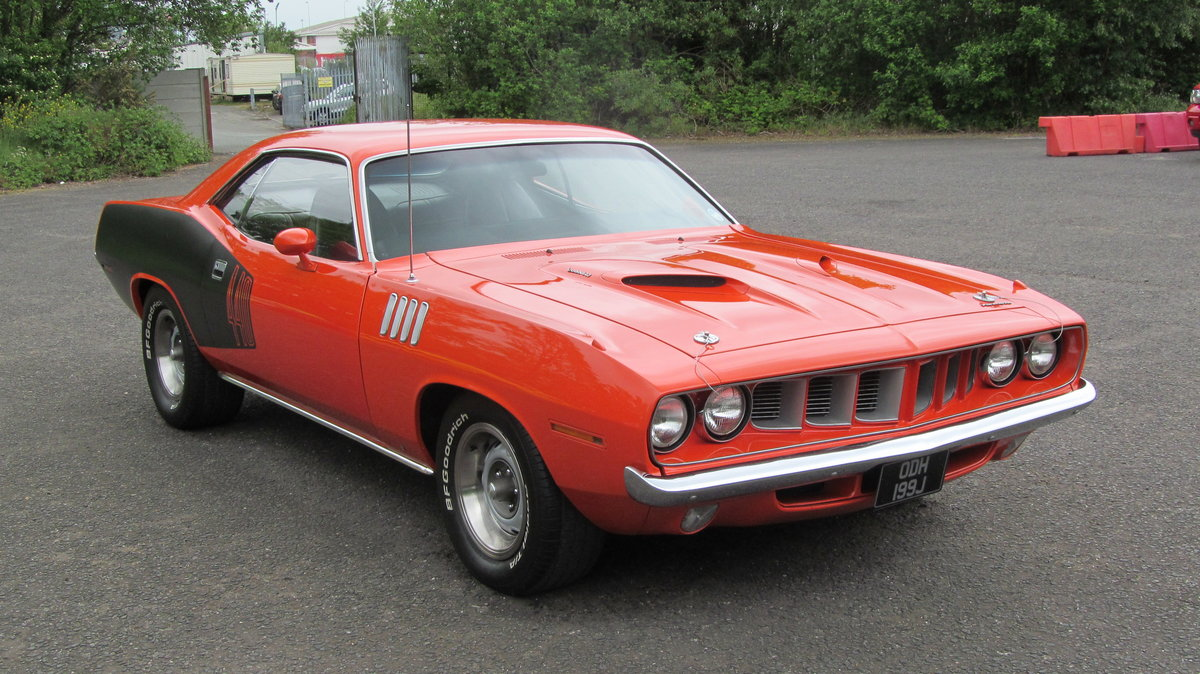 1971 Plymouth Cuda 440  For Sale (picture 2 of 6)