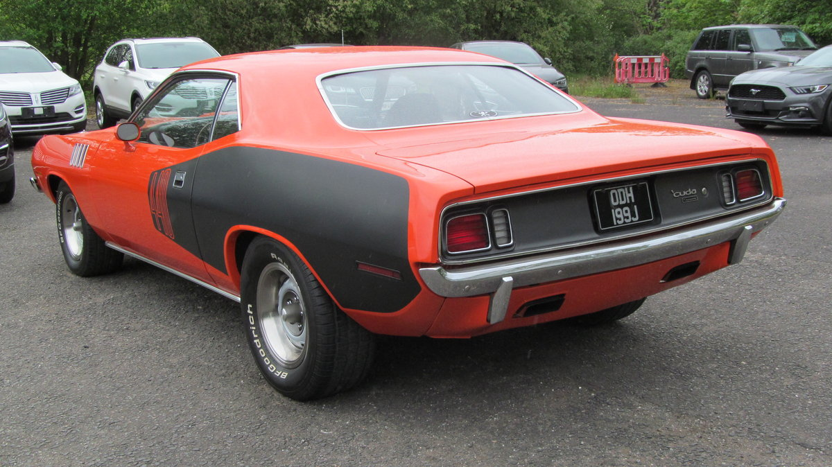 1971 Plymouth Cuda 440  For Sale (picture 3 of 6)