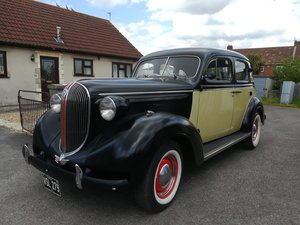 RHD 1938 Plymouth P6 For Sale