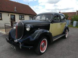 RHD 1938 Plymouth P6