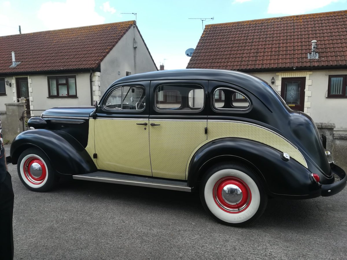 RHD 1938 Plymouth P6 For Sale (picture 4 of 6)