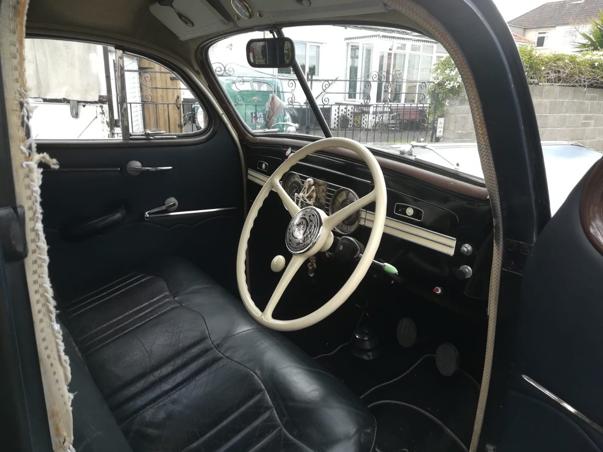 RHD 1938 Plymouth P6 For Sale (picture 5 of 6)