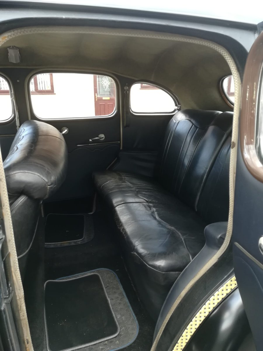 RHD 1938 Plymouth P6 For Sale (picture 6 of 6)