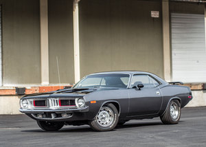 1974 Lot 136- Plymouth Barracuda For Sale by Auction