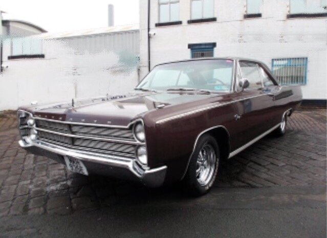 1967 Plymouth fury 3 one us owner 53000 miles For Sale (picture 1 of 6)