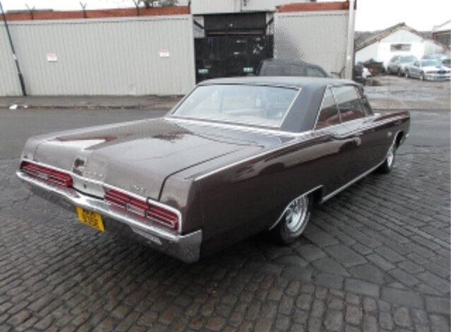 1967 Plymouth fury 3 one us owner 53000 miles For Sale (picture 2 of 6)