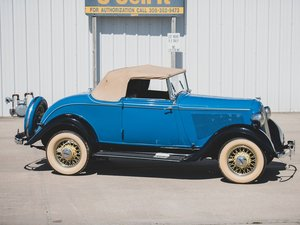 1933 Plymouth PC Roadster For Sale by Auction