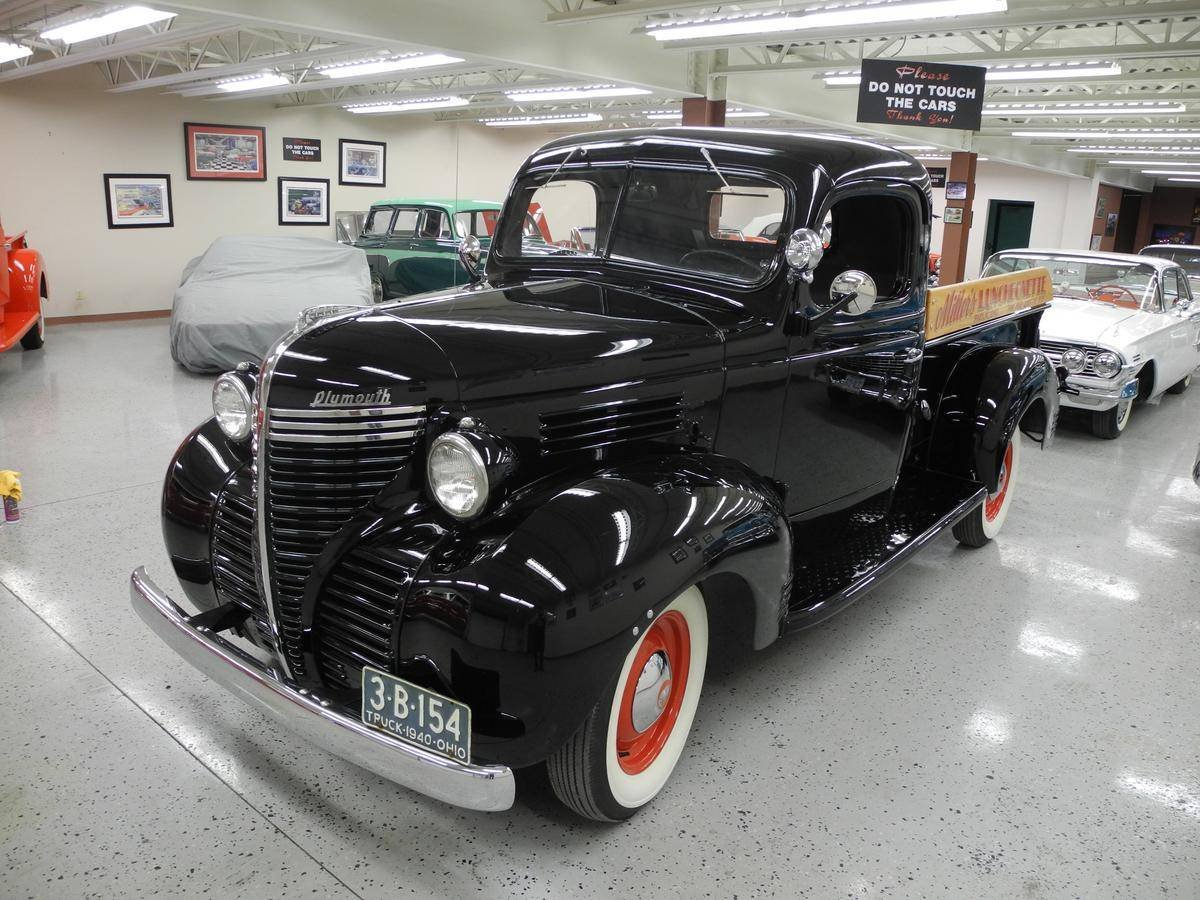1940 Plymouth PT105 Pickup For Sale (picture 1 of 6)