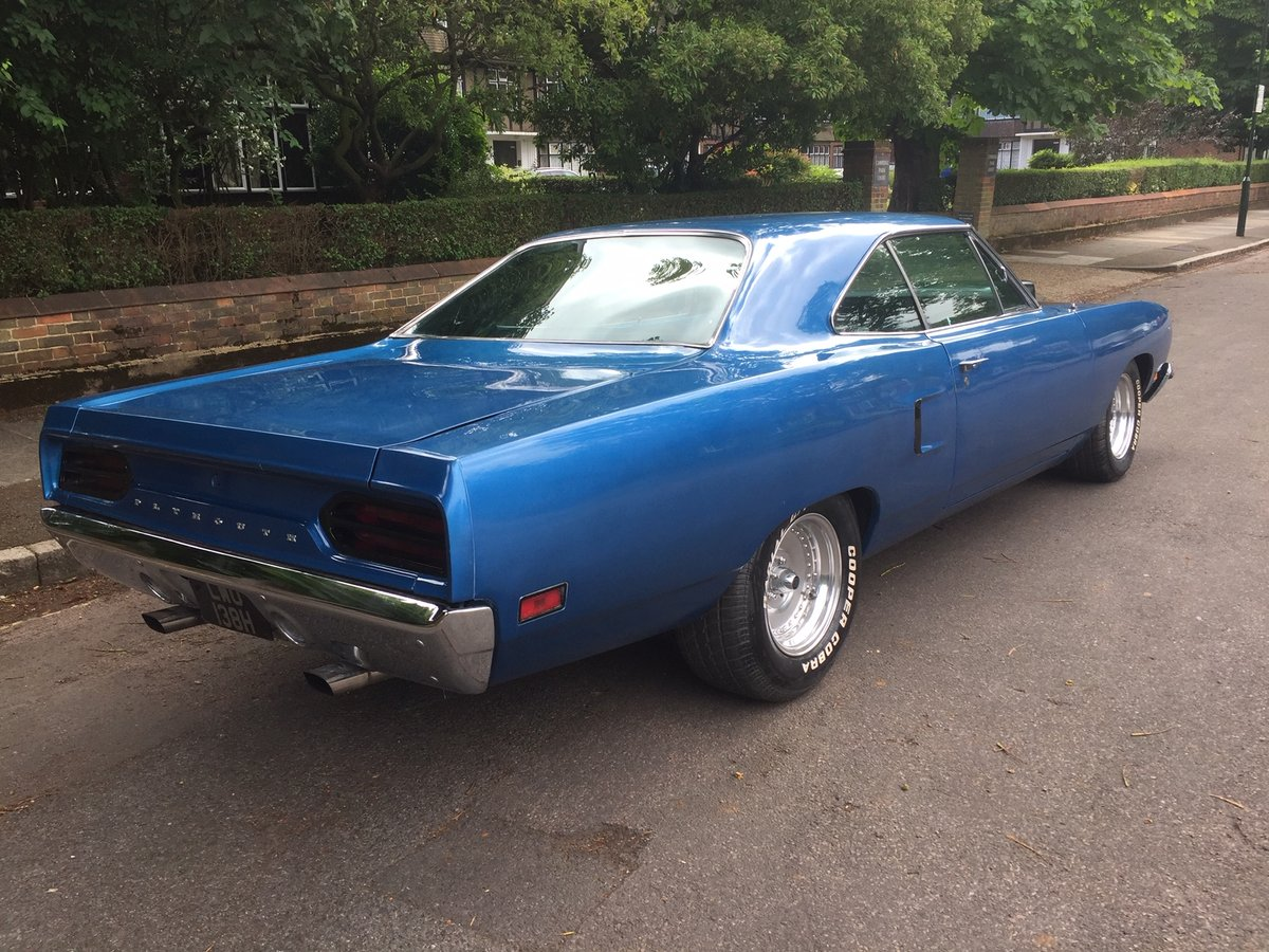 1970 Plymouth Satellite 440 V8 Dodge Roadrunner For Sale (picture 4 of 6)