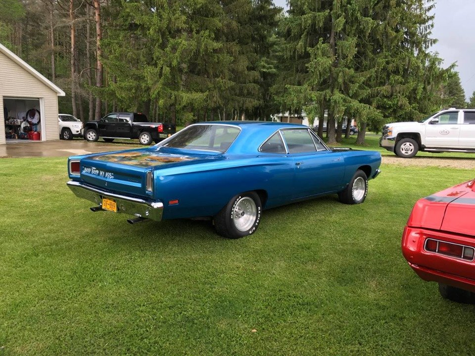 1969 Plymouth Roadrunner (Wellsville, Ny) $34,900 obo For Sale (picture 6 of 6)