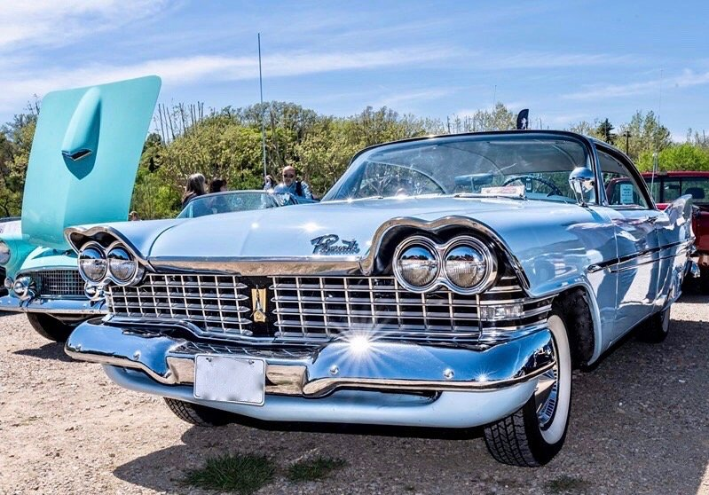 Plymouth Belvedere Série MP2 2D Hard-Top 1959 For Sale (picture 1 of 6)