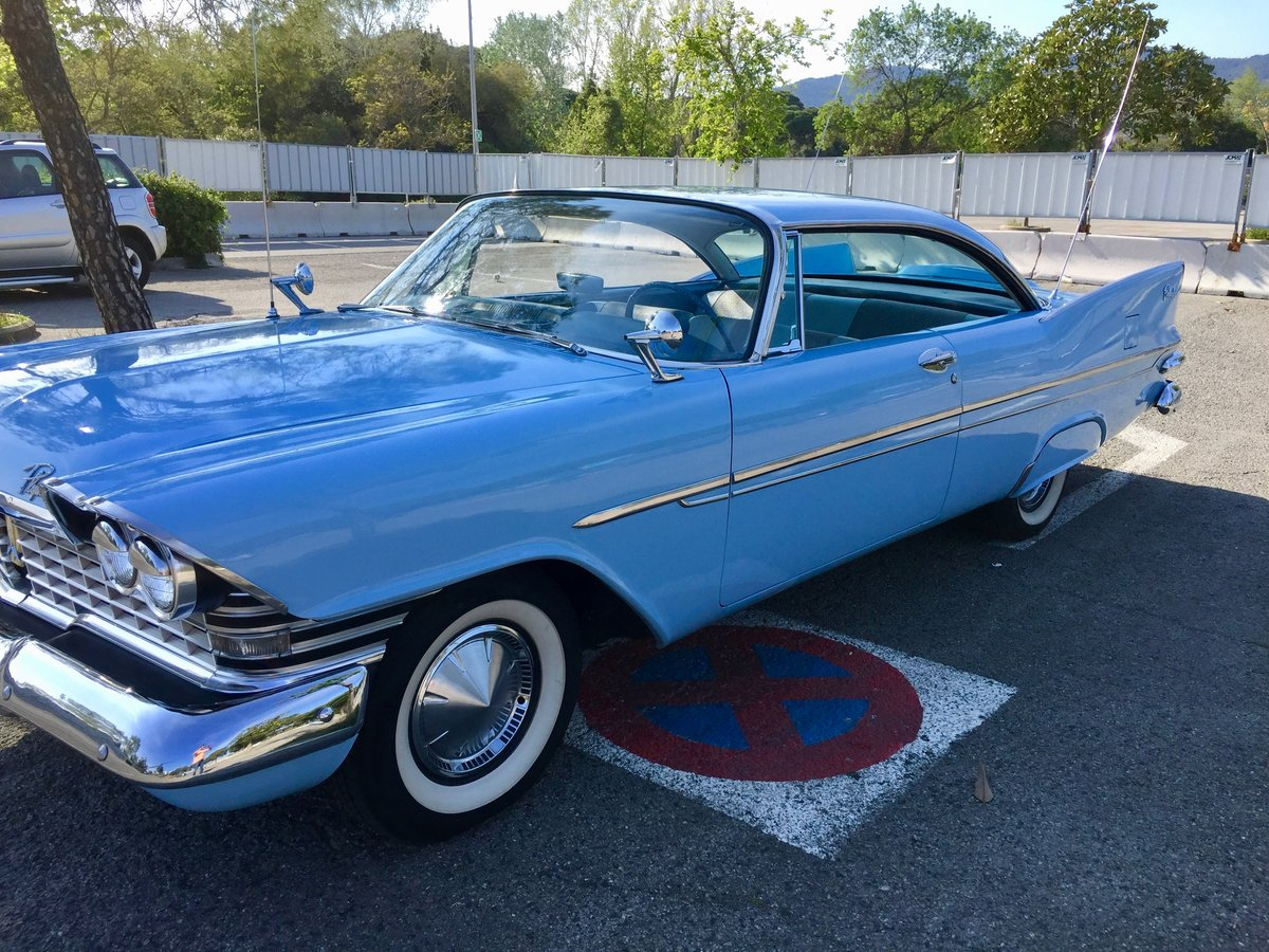 Plymouth Belvedere Série MP2 2D Hard-Top 1959 For Sale (picture 4 of 6)