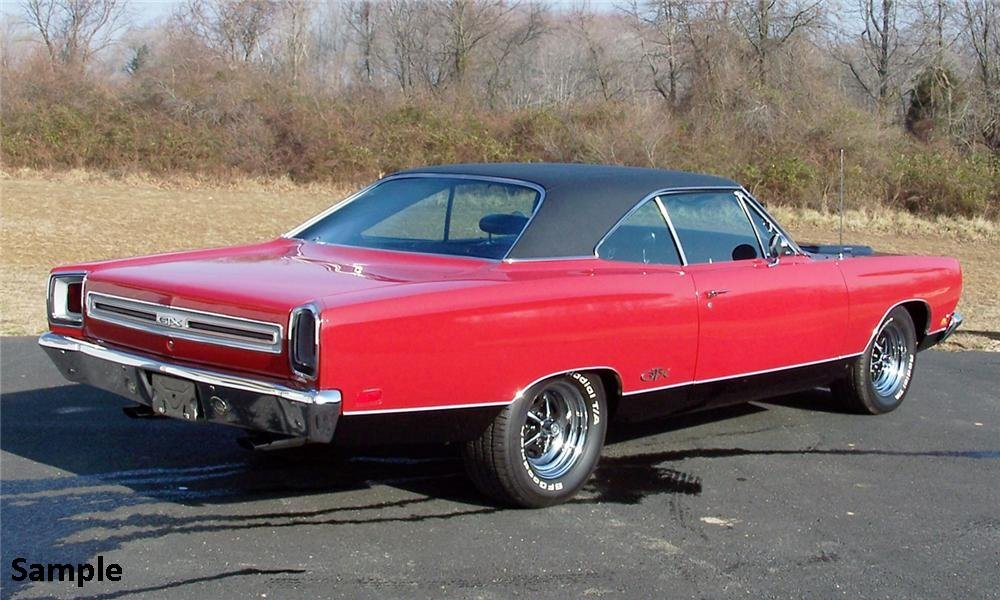 1969 '69 GTX 440 numbers match for sale For Sale (picture 6 of 6)