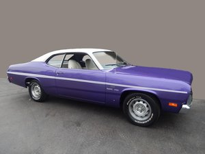 1970 70 Duster 340 H code numb match & restored ! For Sale