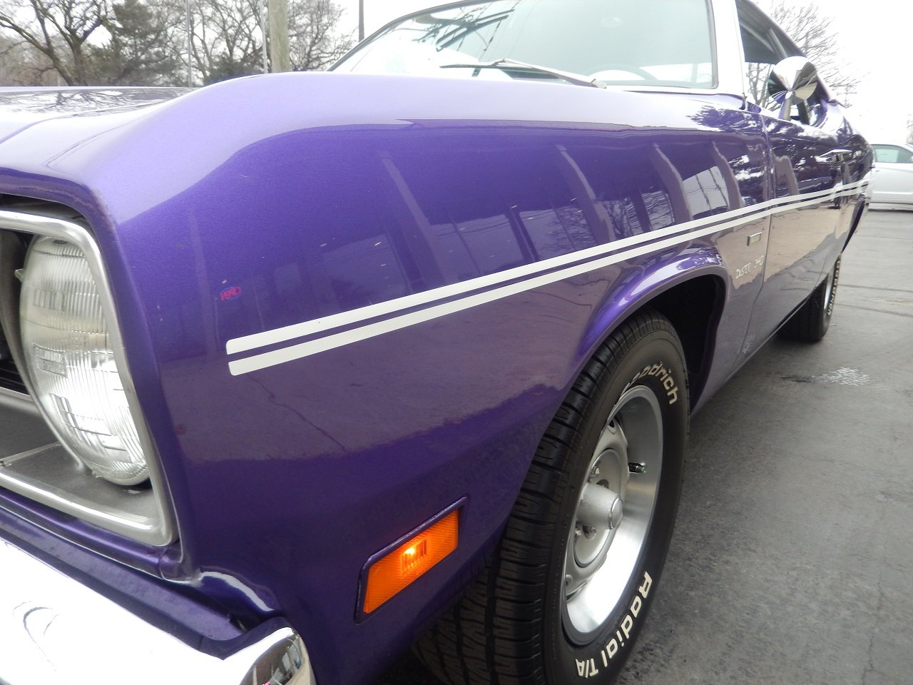 1970 70 Duster 340 H code numb match & restored ! For Sale (picture 4 of 6)