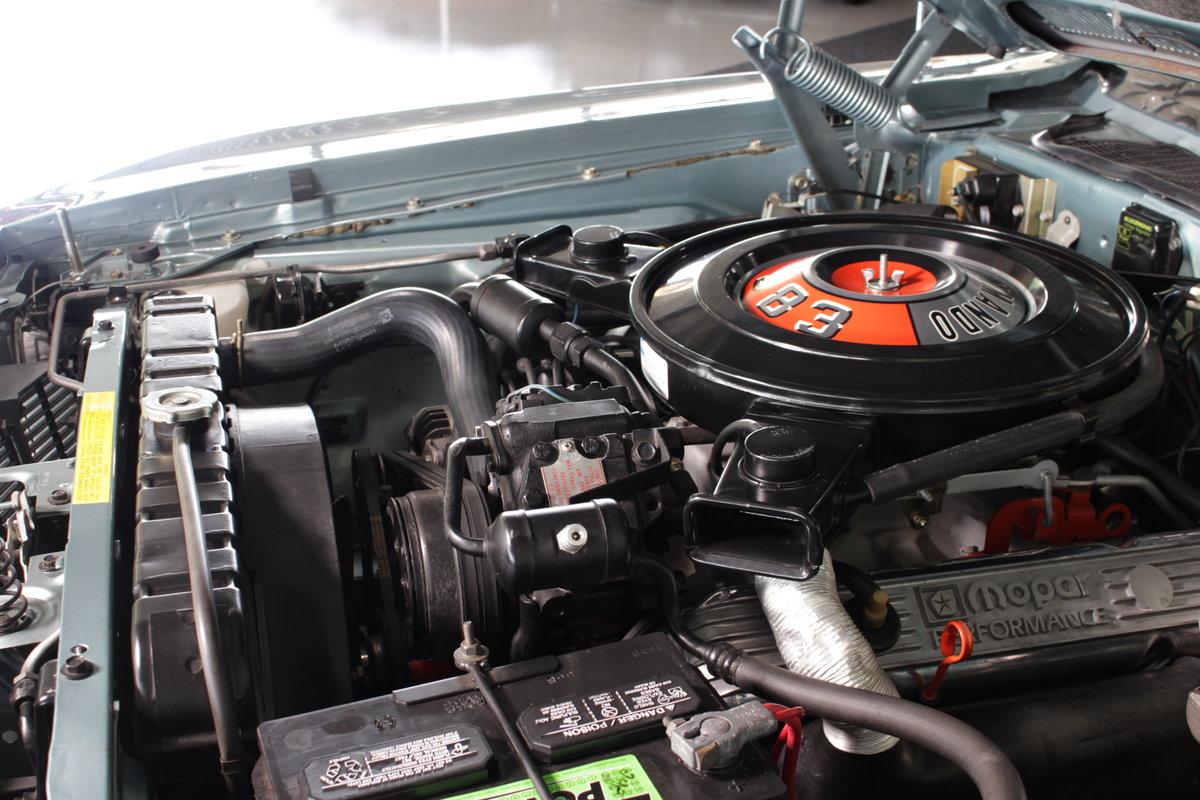 1971 71'Cuda 383 bigblock Restored & Numb.match For Sale (picture 2 of 6)