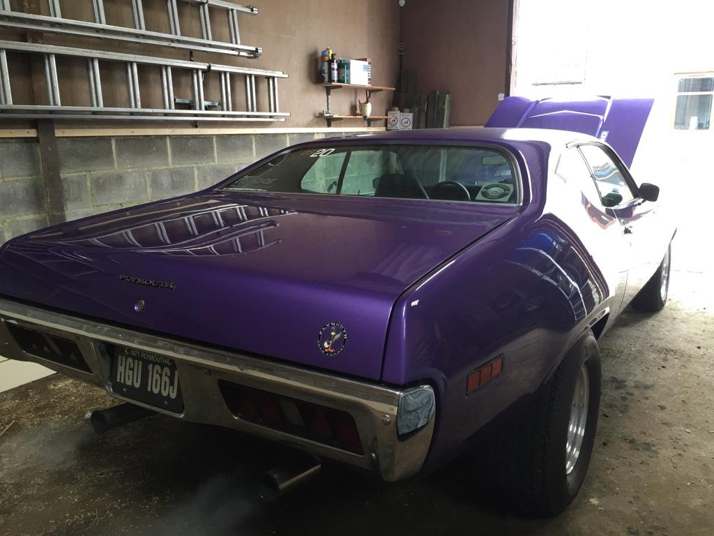 1971 Plymouth Satellite Sebring (Roadrunner Replica) For Sale (picture 2 of 6)