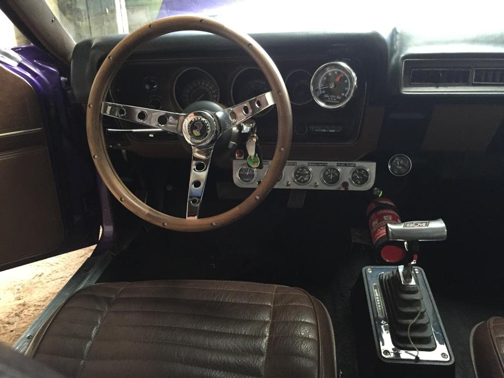 1971 Plymouth Satellite Sebring (Roadrunner Replica) For Sale (picture 6 of 6)