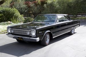 1966 Plymouth Satellite 426 Hemi = Rare 1 of 503 4 speed $69