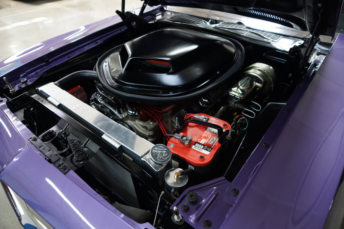 1971 Plymouth Barracuda 440 HP V8 6 spd Custom SOLD (picture 6 of 6)