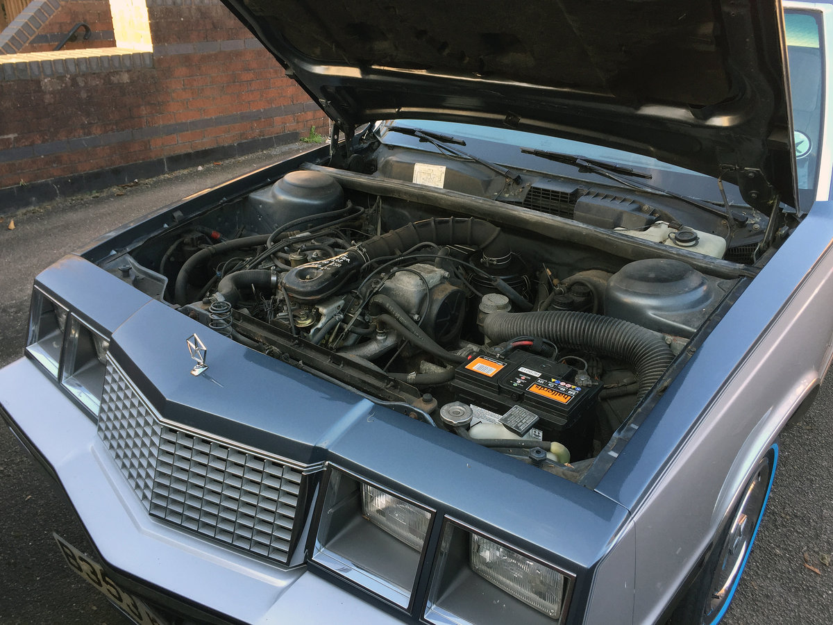 1985 Plymouth Caravelle Coupe 2.6 Auto For Sale (picture 4 of 6)