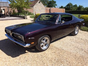Lot 45 - A 1969 Plymouth Barracuda - 21/07/2019 For Sale by Auction