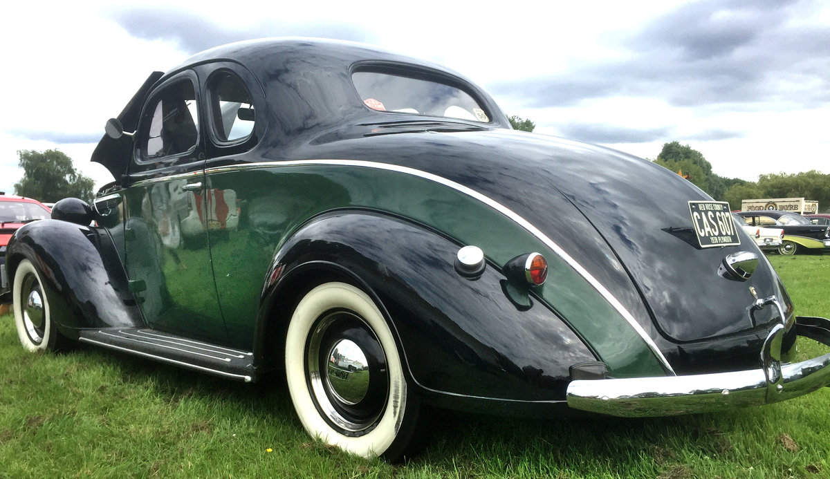 1938 Plymouth Coupe For Sale (picture 2 of 6)