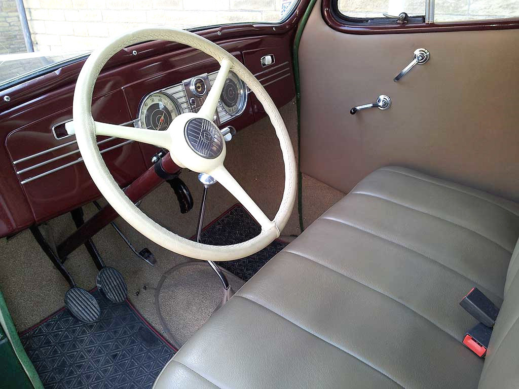 1938 Plymouth Coupe For Sale (picture 3 of 6)